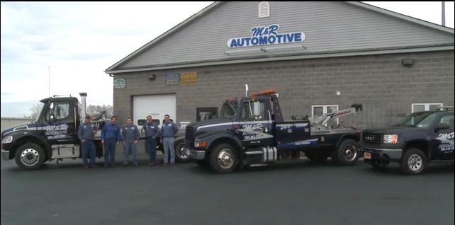 Our team that performs 24 hour towing services in Avon, NY